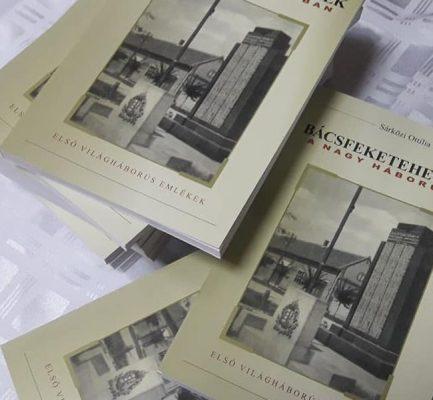 Könyvbemutató és előadás az első világháborúról