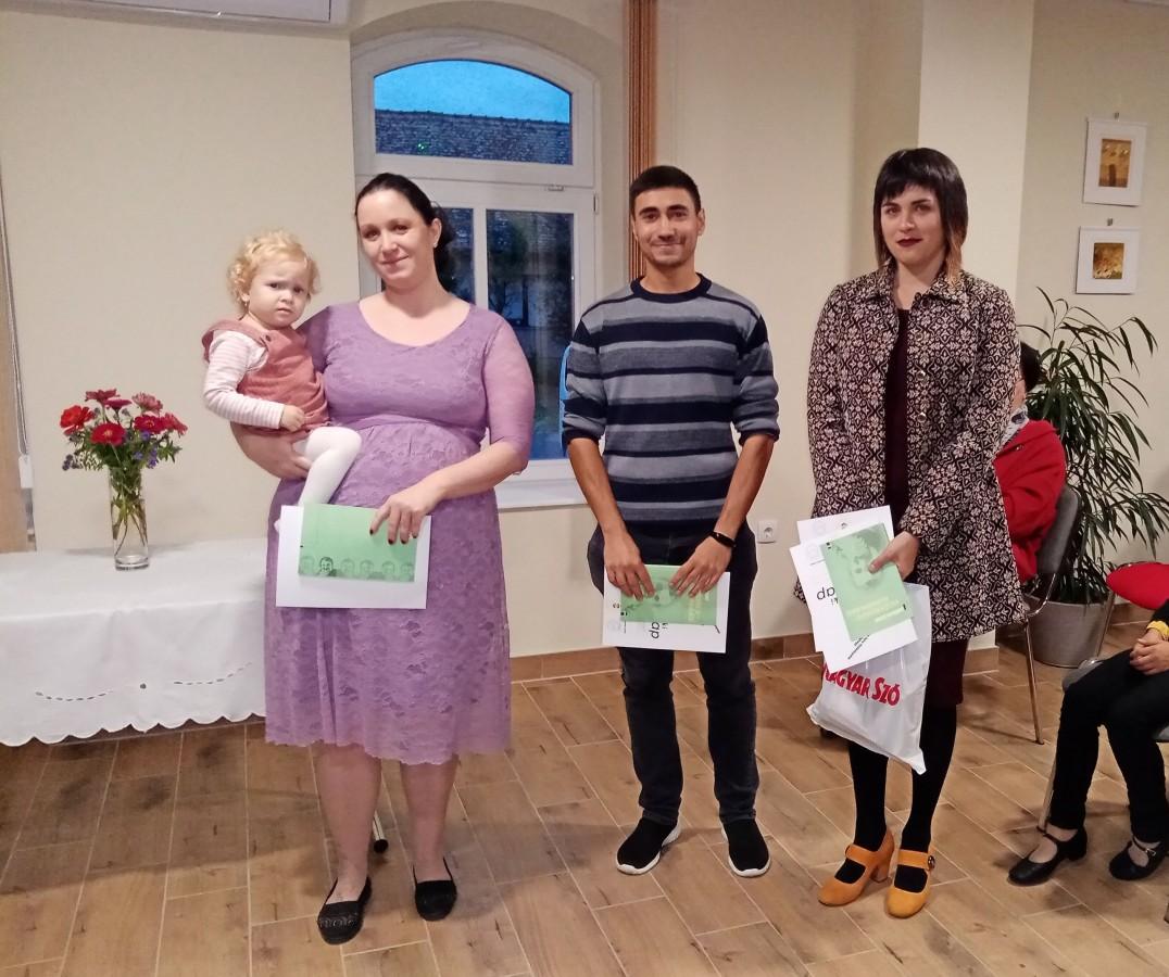 Átadták a Podolszki József publicisztikai pályázat díjait